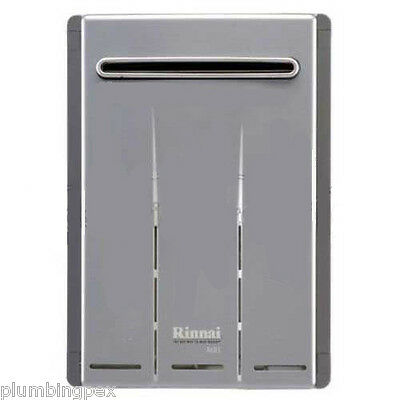 Rinnai R63LSE-NG Natural Gas Outdoor Tankless Water Heater
