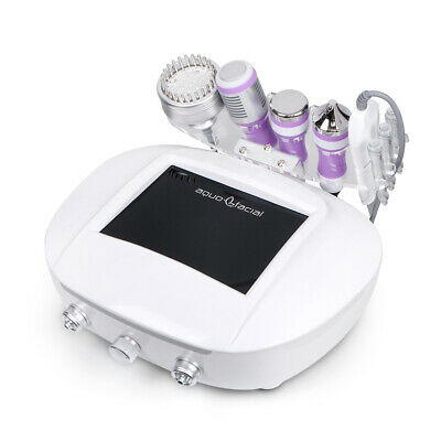 5In1 Ultrasonic Microcurrent Diamond Dermabrasion Microdermabrasion Bio Machine