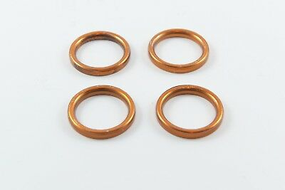 Exhaust Gaskets suitable for Honda CB 400/4 CB400 F 1/2 400