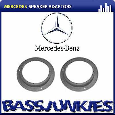 CT25MC13 Mercedes A-Class W169 2005 ON Car Speaker Fitting Adaptor Front 165MM