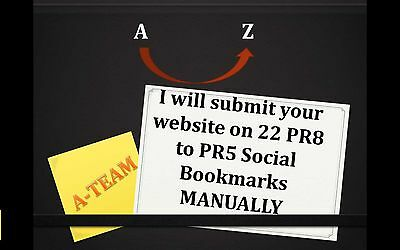 WEBSITE submit your website or blog to 3,000 high pr backlinks and directories