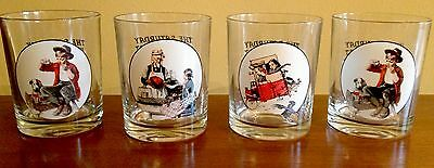 Norman Rockwell Saturday Evening Post Glassware Collection