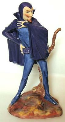 CARLTON WARE LIMITED EDITION LARGE FIGURINE OF MEPHISTO