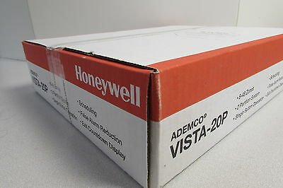 Honeywell V20P Vista 20P Burglar Alarm Control Panel Newest Revsion 10.23 NIB