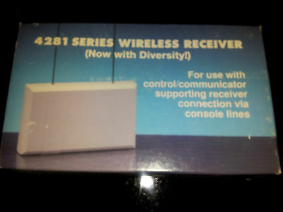 Ademco 4281L Series Wireless Receiver