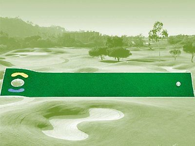 Extra Long 9' Soft Touch Putting Mat