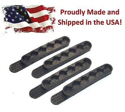 New Bullet Strip 4 Pack .30-06 .45ACP .308 Load Your 6 Rounds Quick With Speed