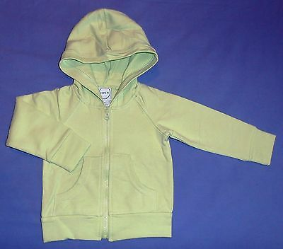 Baby's Zippered Hooded Jumper ~ Circo ~ Brushed Cotton ~ Size 9-12M ~ Brand New