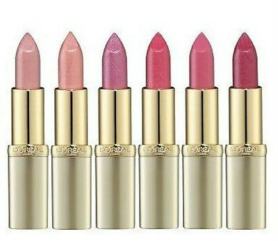 L'Oreal Color Riche Lipstick  -  Available in 28 Shades.