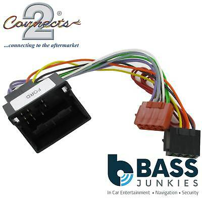 Connects2 CT20HD01 Honda Accord 88-98 Car Stereo Radio ISO Harness Adaptor
