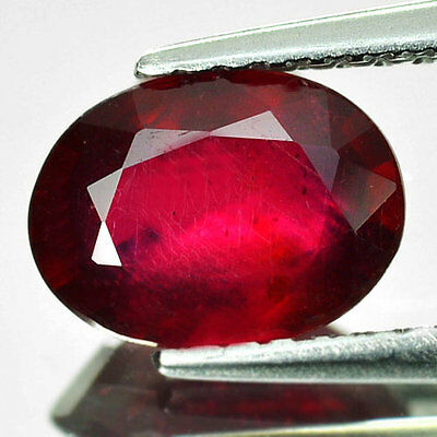 1.71 CT   RUBIS NATUREL   VS    pierres précieuses fines GEMS 131190