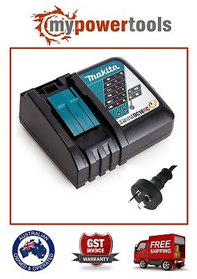 Makita DC18RC 14.4V - 18V Li-Ion Rapid Battery Charger - DC18RA BL1840 BL1850