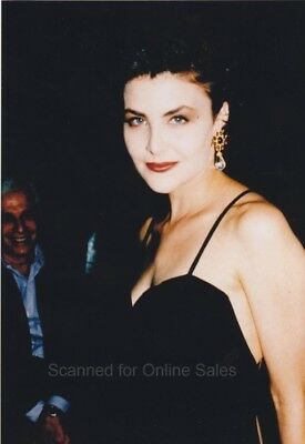 Sherilynn Fenn Sexy in Black 4x6 Photo