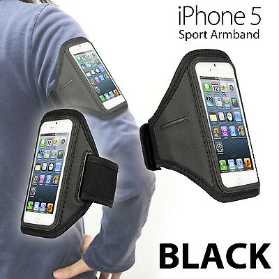 Sports Running Jogging Gym Armband Arm Band Case Cover Holder for iPhone 5S 5 5C