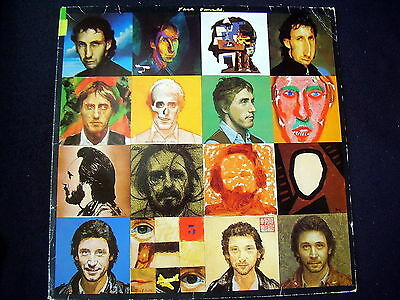 The Who: Face Dances~1981~Complete With Orig. Portrait Inlay~Dutch Edition