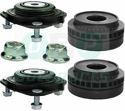 for Ford Fiesta Mk5 (2001-2008) Front Suspension Top Strut Mounts & Bearings Kit