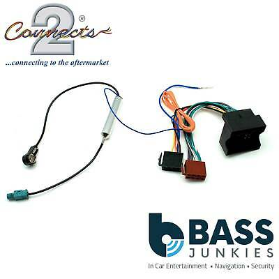 Connects2 CT20CT01 Peugeot 205 1991-1996 Car Stereo Radio ISO Harness Wiring