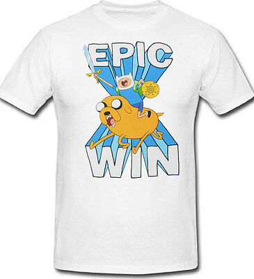 ADVENTURE TIME - Epic Win - T-Shirt