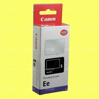 Genuine Canon Ee-S Focusing Screen EeS for Digital Camera EOS 5D