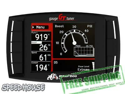 Bully Dog GT Platinum Performance Chip / Tuner for 09-13 Nissan 370Z 3.7L 40417