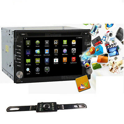 1GHZ GPS Android Car DVD Player PC Digital Touch Screen Stereo wifi+CAMERA