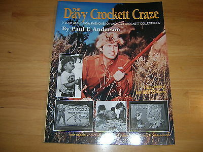 The Davy Crockett Craze: A Look at the 1950's by Paul F. Anderson 1996