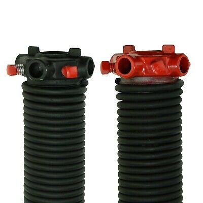 "Garage Door Torsion Springs 243 X 2"" X 27 - 37"" PAIR-NEW"