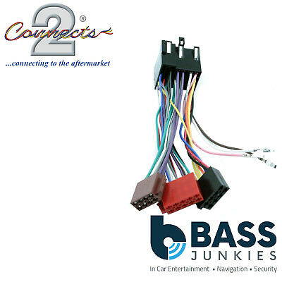 Fine Ct20Vx02 Vauxhall Opel Astra G Vectra B Corsa C Iso Wiring Harness Wiring 101 Akebretraxxcnl