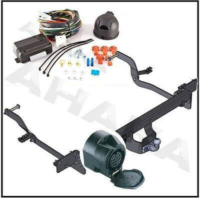 13-pin elec kit Detachable towbar Peugeot Boxer VAN L1,L2,L3 2006 onwards