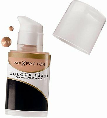 Max Factor Colour Adapt Foundation - 4 Colour Available.
