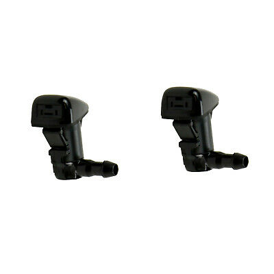 NEW OEM 2008-2012 Ford Fusion Windshield Wiper Water Jet- 2 Spray Nozzle - PAIR