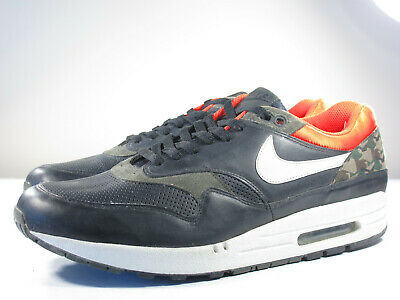 303908204ddf9e Ds Nike 2007 Air Max 1 Camo 13 Safari Infared Og 95 Atmos Patta 90 180