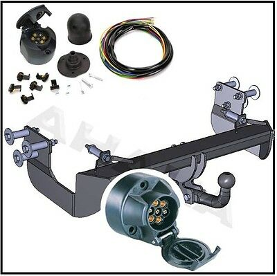 Towbar & Electric 12N MB Mercedes V Class Vito 638 W638 1996 to 2003 / swan neck