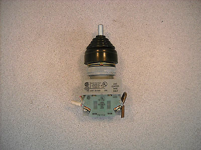Idec Arw1-0202-101 Mono-Lever 2-Position Spring Return Joystick Switch