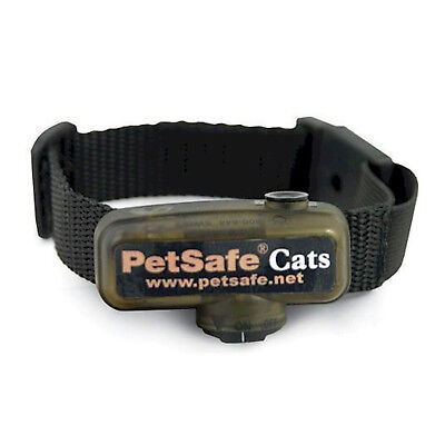 PetSafe Deluxe In-Ground Cat Fence Extra Receiver Collar - Static PCF-275-19