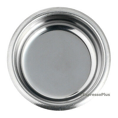 Espresso Machine 58mm Backflush Portafilter Insert / Metal