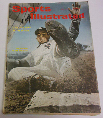 Sports Illustrated Magazine The Players With Magic April 1962 080513R