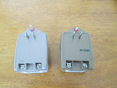 Ademco Honeywell 1321-1 16.5VAC 25VA Alarm Transformer Vista First Alert 2 Lot