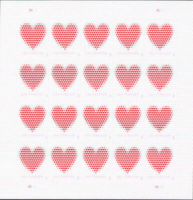 100 #10 White Wove Pull & Seal Security Envelopes with PRESTAMPED Forever Stamps