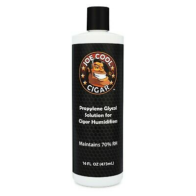 16 oz Propylene Glycol PG Solution for Cigar Humidors - Joe Cool Cigars