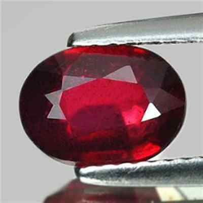 1.73 CT AAA RUBIS NATUREL  VS  pierres précieuses fines GEMS 131260