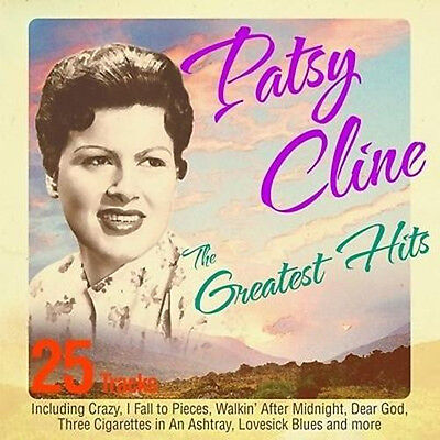 Patsy Cline - The Greatest Hits 25 OF HER GREATEST HITS, Crazy, I Fall to Pieces
