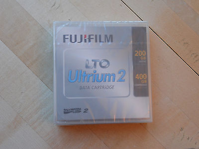 FujiFilm LTO Ultrium 2 Data Cartridge 200/400 GB