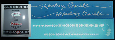 Hop a Long Cassidy  bicycle decals