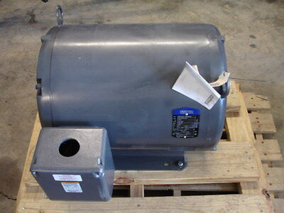 Gentec 37Kw Induction Generator 230/460 Volts 1800 RPM 60Hz 3 Phase New