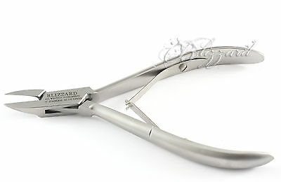 INGROWN Toe Nail Clippers Nippers Cutters - Podiatry Chiropody Instruments 5""