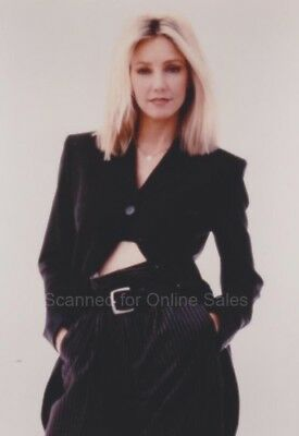 Melrose Place Heather Locklear Sexy Striped Pants 4x6 Photo