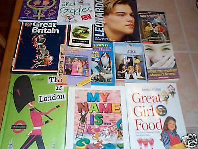 Children's Assortment Of 13 Children's Book Collection