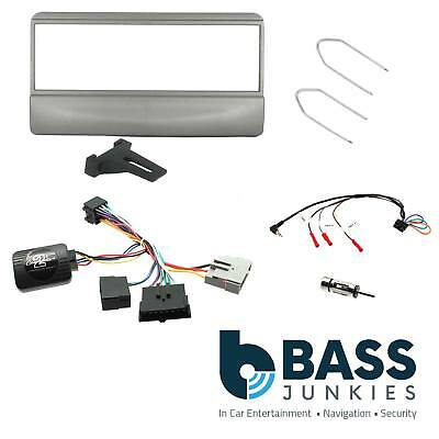 Ford Escort Upto 2004 Car Stereo Single Din Fascia Steering Wheel Interface Kit