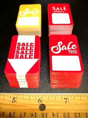 2,000 ⭐2 Rolls Of 1,000⭐ Removable Retail Store Or Garage Sale Labels Stickers